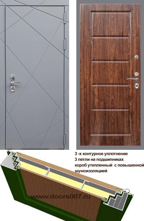 входные двери (стальные двери, металлические двери) DOORS007: дверь Rex 13 CISA ФЛ-39, Цвет