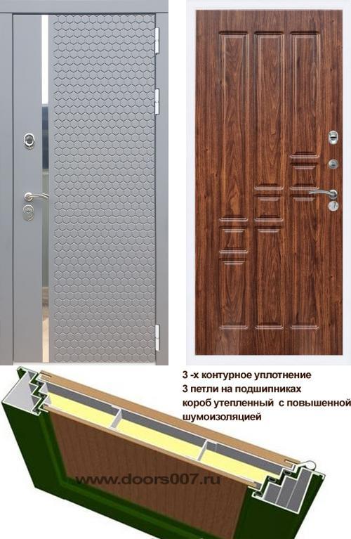 входные двери (стальные двери, металлические двери) DOORS007: дверь Rex 24 ФЛ-31, Цвет