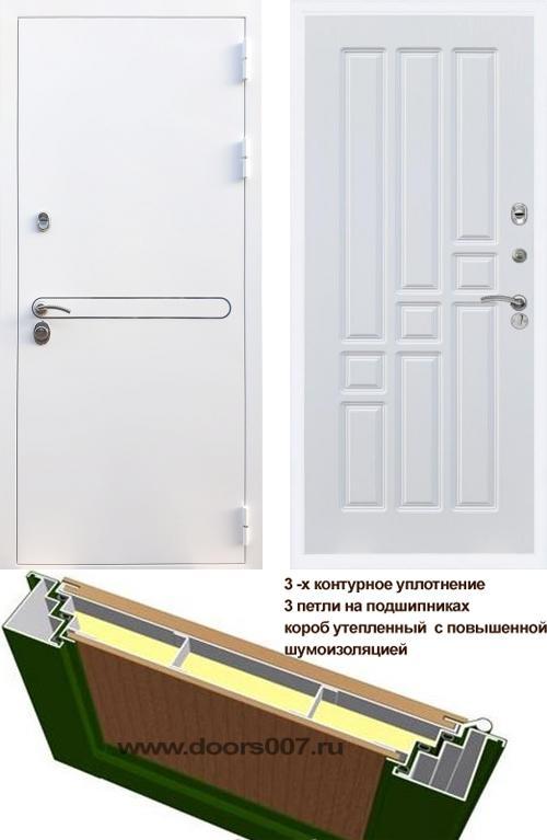 входные двери (стальные двери, металлические двери) DOORS007: дверь Rex 27 ФЛ-31, Цвет