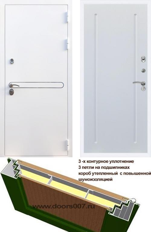 входные двери (стальные двери, металлические двери) DOORS007: дверь Rex 27 ФЛ-68, Цвет