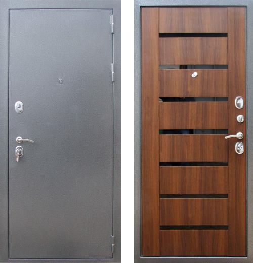 входные двери (стальные двери, металлические двери) DOORS007: дверь Rex Титан СБ-14, Цвет