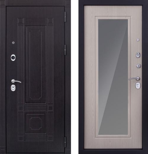 входные двери (стальные двери, металлические двери) DOORS007: дверь Страж Италия 3К