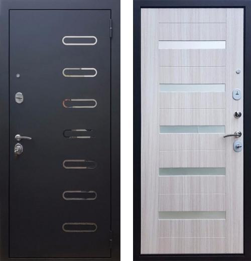 входные двери (стальные двери, металлические двери) DOORS007: дверь Страж Ponte, Цвет