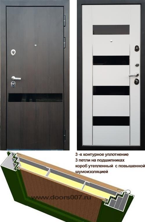 входные двери (стальные двери, металлические двери) DOORS007: дверь Страж Премьер Z3
