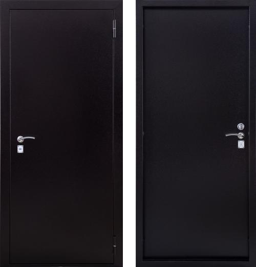 входные двери (стальные двери, металлические двери) DOORS007: дверь Страж Термо Лайт