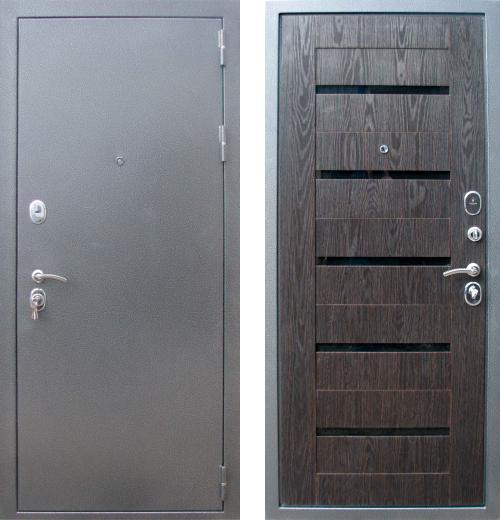 входные двери (стальные двери, металлические двери) DOORS007: дверь Страж Титан, Цвет