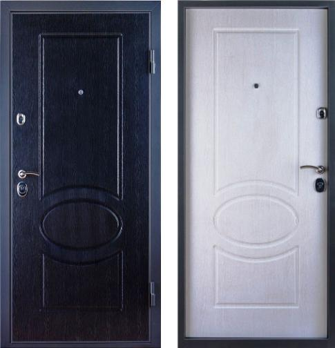 входные двери (стальные двери, металлические двери) DOORS007: дверь Страж Супер Триумф
