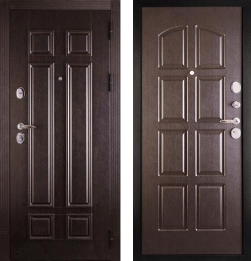 входные двери (стальные двери, металлические двери) DOORS007: дверь Сударь 2