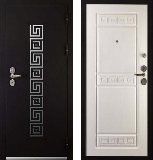 входные двери (стальные двери, металлические двери) DOORS007: дверь Сударь 7