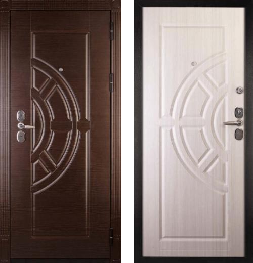 входные двери (стальные двери, металлические двери) DOORS007: дверь Сударь 8