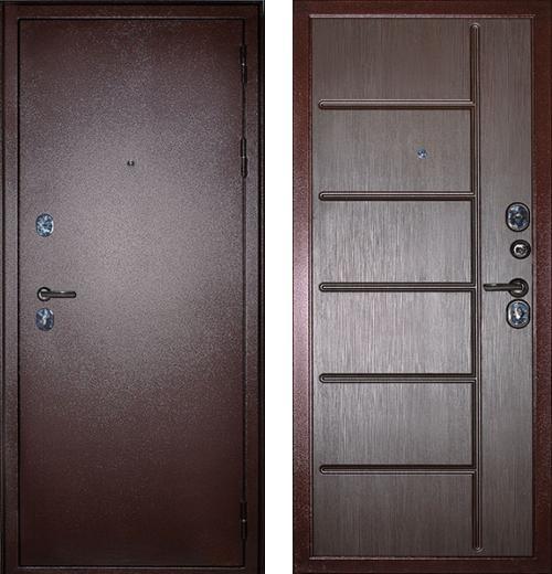 входные двери (стальные двери, металлические двери) DOORS007: дверь Сударь С-503, Цвет