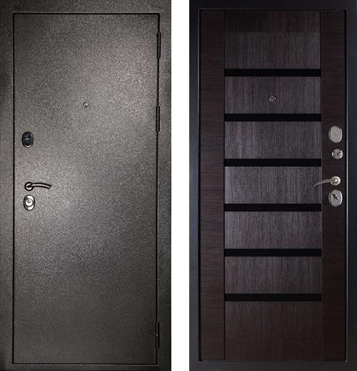 входные двери (стальные двери, металлические двери) DOORS007: дверь Сударь МД-09