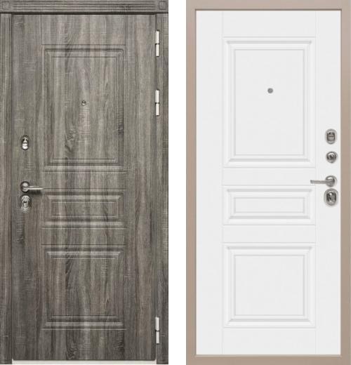 входные двери (стальные двери, металлические двери) DOORS007: дверь Сударь МД-25
