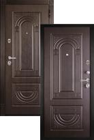 дверь Сударь МД-32 Венге (металлическая дверь Сударь МД-32 Венге, железная дверь)