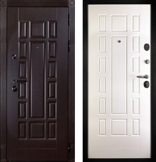входные двери (стальные двери, металлические двери) DOORS007: дверь Сударь МД-34