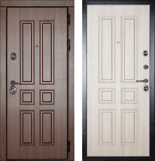 входные двери (стальные двери, металлические двери) DOORS007: дверь Сударь МД-43