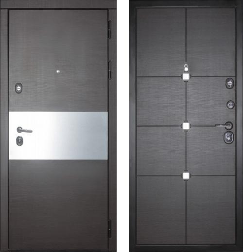входные двери (стальные двери, металлические двери) DOORS007: дверь Сударь МД-93
