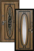 Стальная дверь Сударь Монарх (входная металлическая дверь)