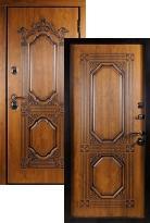 Входная дверь Сударь Париж (стальная дверь, металлическая дверь)