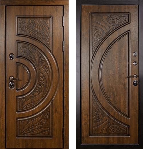 входные двери (стальные двери, металлические двери) DOORS007: дверь Сударь Прага