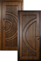 Стальная дверь Сударь Прага (входная металлическая дверь)