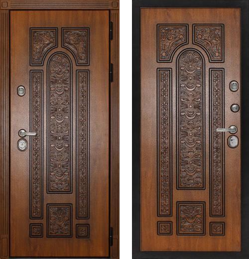 входные двери (стальные двери, металлические двери) DOORS007: дверь Сударь Рим