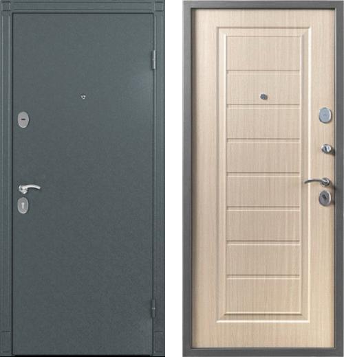входные двери (стальные двери, металлические двери) DOORS007: дверь Торэкс СТЕЛ-07 рис.SK5-8, цвет