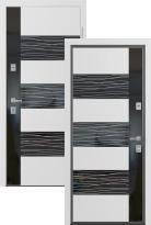 Входная дверь LUMMIX Matte (стальная дверь, металлическая дверь)
