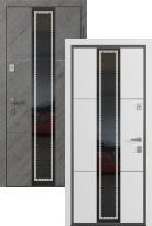 дверь LUMMIX ISEO X1R + EKEY INTEGRA 2.0 LS-11