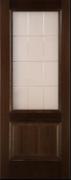 Межкомнатная дверь 102 цвет Венге